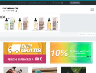 vbvape.com screenshot