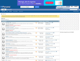 vbwire.com screenshot
