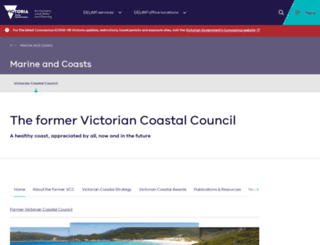 vcc.vic.gov.au screenshot