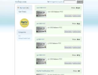 vccbuy.com screenshot