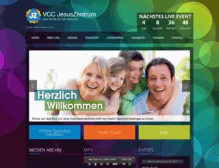 vccjz.lightcast.com screenshot