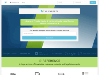 vcexperts.com screenshot