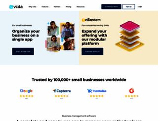 vcita.com screenshot