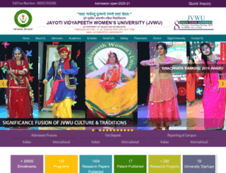 vcjvjaipur.com screenshot