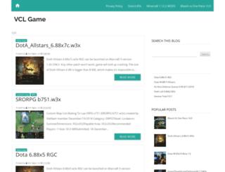 vclgame.com screenshot