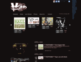 vclublive.com screenshot