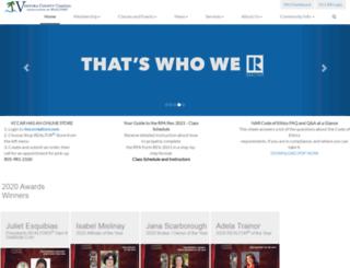 vcrealtors.com screenshot