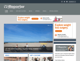 vcreporter.com screenshot