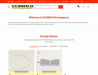 vcssolo.com screenshot