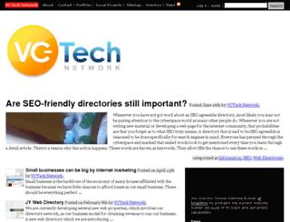 vctechnetwork.com screenshot