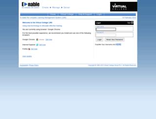 vctms.co.uk screenshot