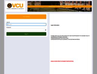 vcu.sona-systems.com screenshot