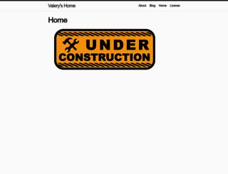 vdachev.net screenshot