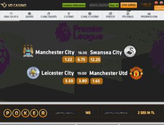 vdcasino102.com screenshot