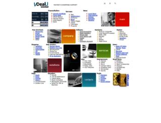 vdealu.com screenshot
