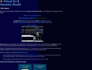 vdj.net screenshot