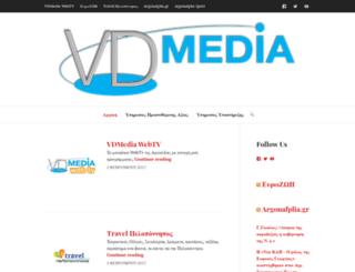 vdmedia.eu screenshot