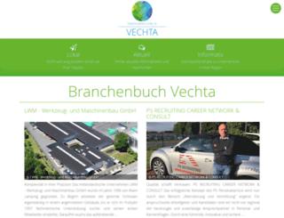vechta-links.de screenshot