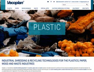 vecoplanllc.com screenshot