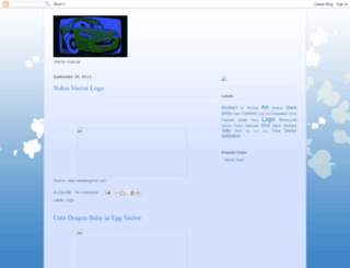 vector-manual.blogspot.com screenshot