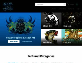 vectorgenius.com screenshot