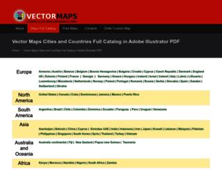 vectormap.info screenshot