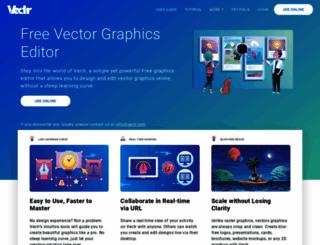 vectr.com screenshot