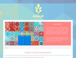 vedia.pl screenshot