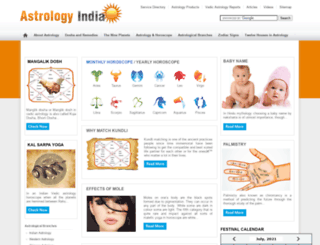 vedic-astrology-prediction.com screenshot