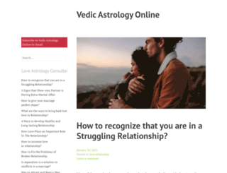 vedicastrologyonline.wordpress.com screenshot