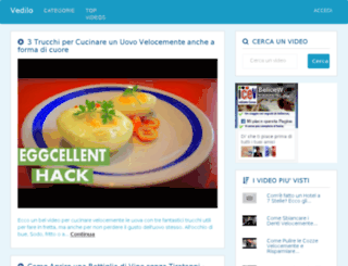 vedilo.info screenshot