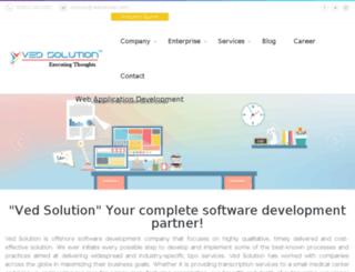 vedsolution.com screenshot