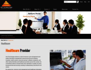 veebill.com screenshot