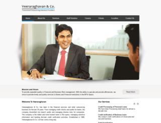 veer-india.com screenshot