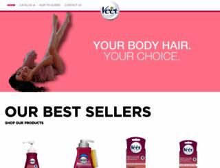 veet.us screenshot