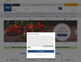 vega-direkt.no screenshot