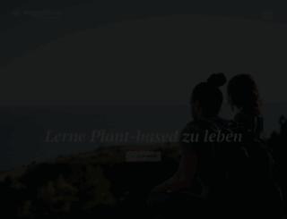 vegan-box.de screenshot