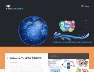 vegaprosys.com screenshot