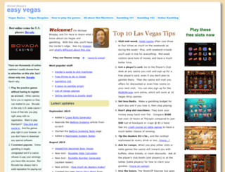 vegasclick.com screenshot