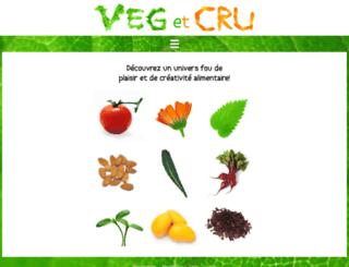 vegecru.com screenshot