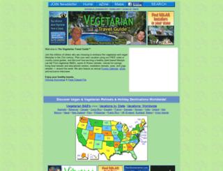 vegetarianusa.com screenshot