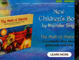 veggiefestchicago.com screenshot