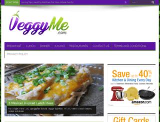 veggyme.com screenshot