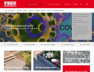 vego.nl screenshot