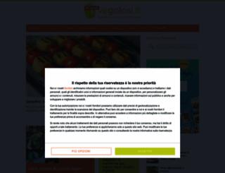 vegolosi.it screenshot