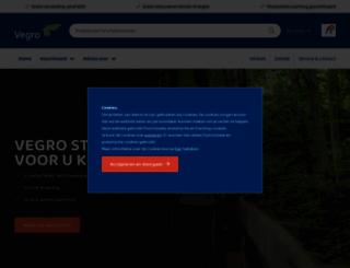 vegro.nl screenshot