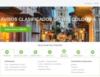 vehiculos.vivavisos.com screenshot