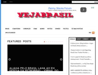 vejabrasil.org screenshot