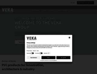 veka.com screenshot