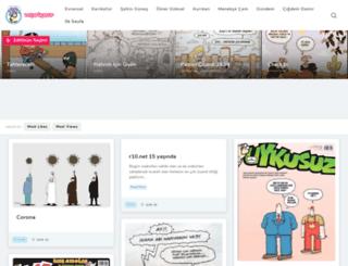 vekarikatur.com screenshot